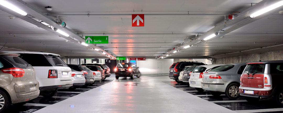 limpieza de parkings en barcelona